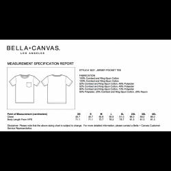 Men's Jersey Pocket T-Shirt Nr. 120/45