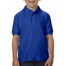 DryBlend® Youth Double Piqué Polo Nr. 124/205z