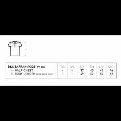 Safran/kids Polo Nr. 124/207dz