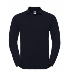 Long Sleeve Classic Cotton Polo Nr. 124/32z