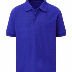 Kids' Poly Cotton Polo Nr. 2124/58zi
