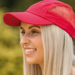Sport Cap with Side Mesh Nr.148/15