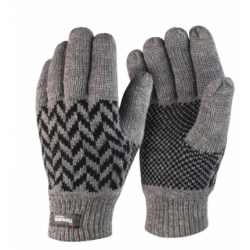 Pattern Thinsulate Gloves Nr.163/17