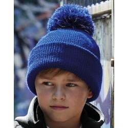Junior Reflective Bobble Beanie Nr.164/20