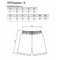 Kids playtime Shorts Nr. 183/11z