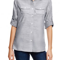 Ladies` Woven Texture Shirt Nr. 263/33