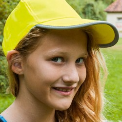 High Visibility Cap for Kids Nr.263/43