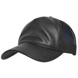 Leather Trucker Cap Nr. 263/4