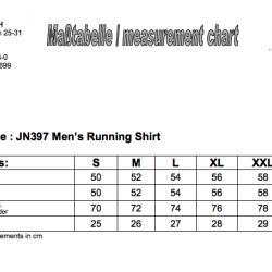 Men`s Running-T Nr. 272/33