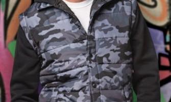 Vīriešu jakām jauns modelis no
